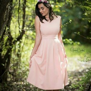b145473413f Lulu s Dresses - Lulu s Light pink peach ...